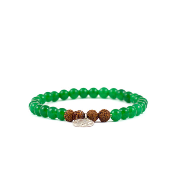 oh bali Harmony Armband Jade