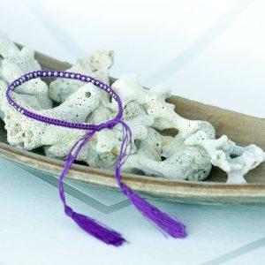 Armband violett