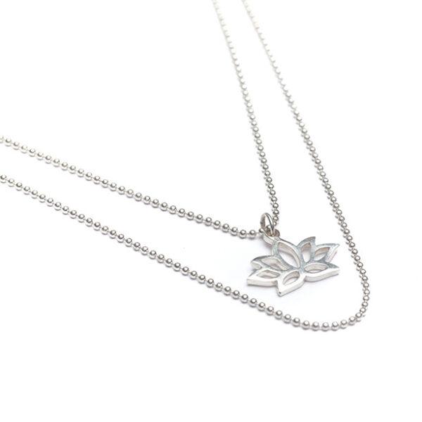 oh bali kette lotusblüte